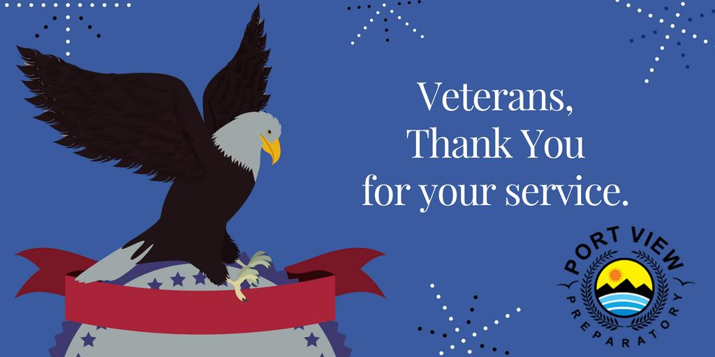 PVP Thanks Veterans
