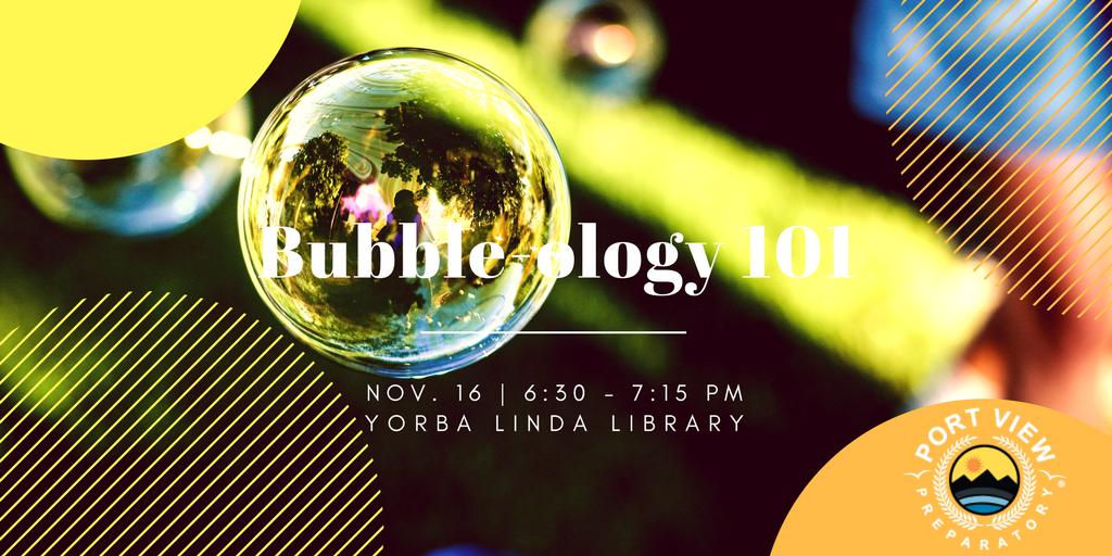 PVP Bubbleology