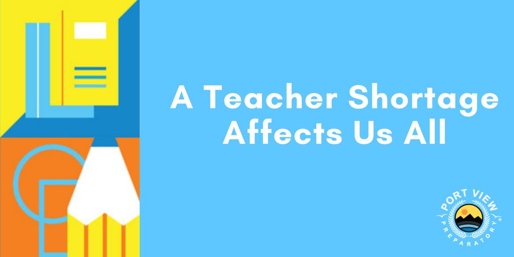 Lack of Teachers