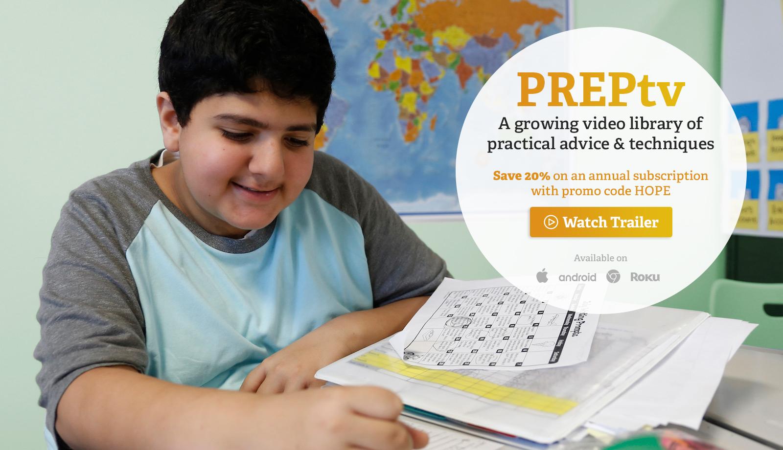 PortView Preparatory School: Watch our PREPtv channel